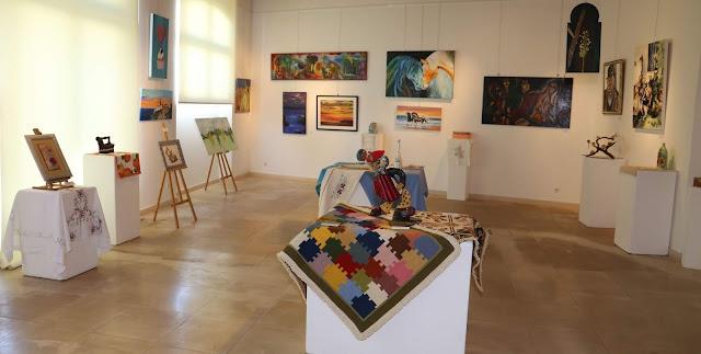 Artistas de Vila do Bispo expõem no Centro de Interpretação