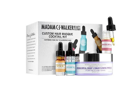 CUSTOM HAIR MASQUE COCKTAIL KIT
