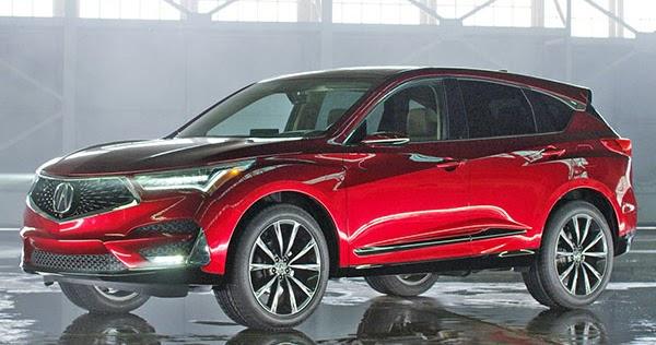 Burlappcar: 2019 Acura RDX (concept)