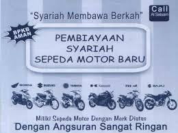 Kelebihan Kredit Motor Syariah (www.motroad.com)