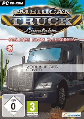 American Truck Simulator 2015 Free Download