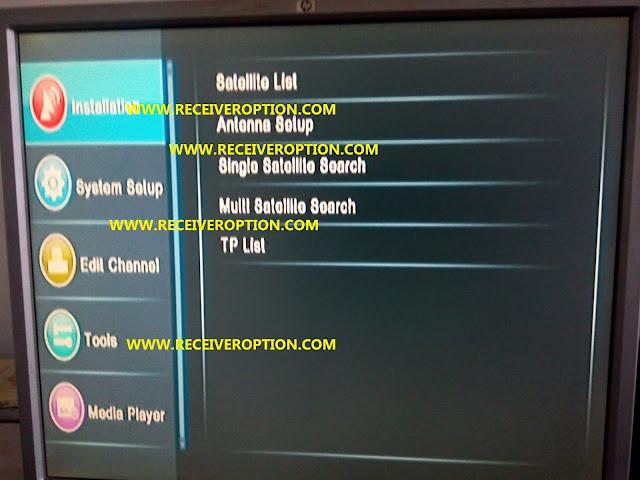 NEOSET 17000 HD RECEIVER DUMP FILE