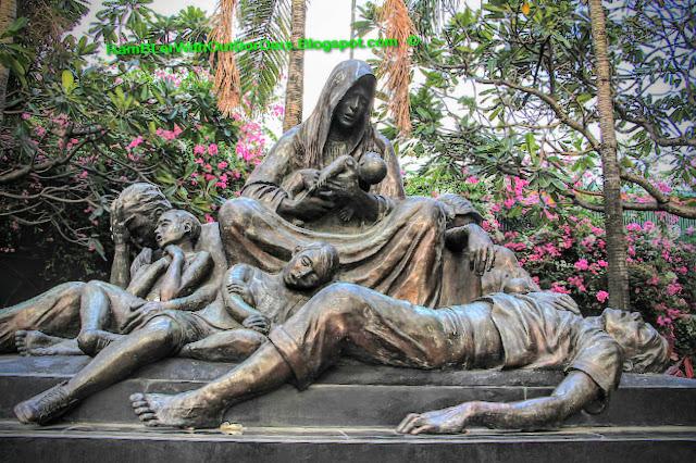 memorare, Intramuros, Manila, Philippines