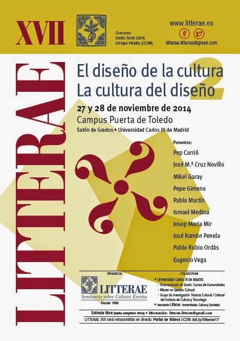 Grafosfera seminario sobre dise o y cultura escrita - Universidad de diseno madrid ...