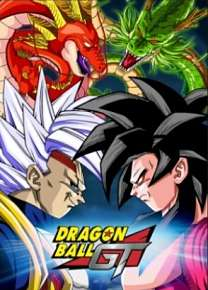 Dragon Ball GT Capitulo 14