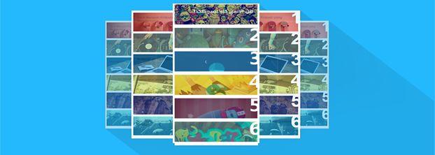 اضافة المشاركات الشائعة الملونة بشكل جديد و مختلف