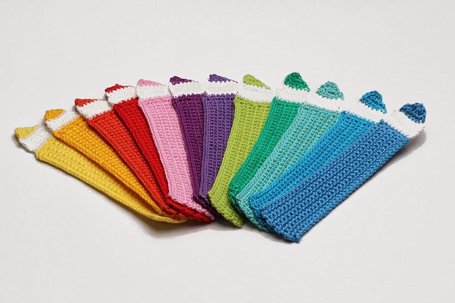 Handige Handjes Kleurrijke Potloden