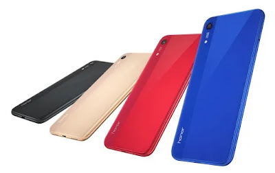 Honor Play 8a Colour phone