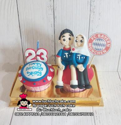 Cupcake Bayern Munchen