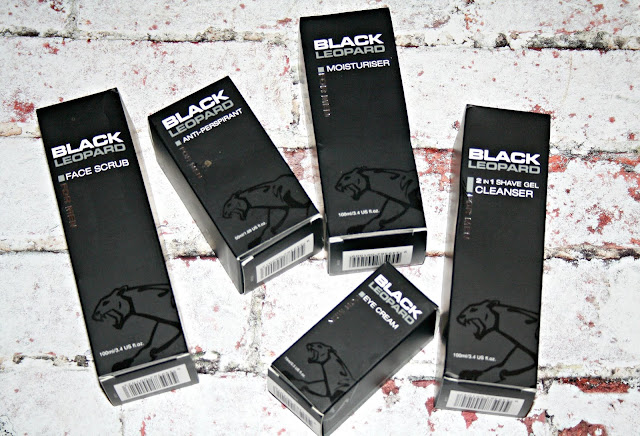 Skincare by Black Leopard