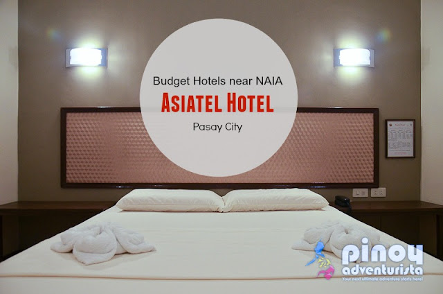 Budget cheap hotels near Manila Airport NAIA Terminal 3 and 4