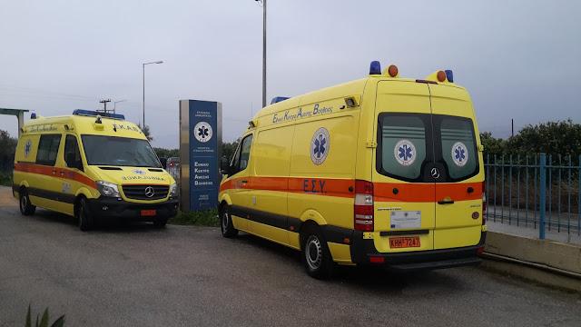Εκσυγχρονίζεται το ΕΚΑΒ Ναυπλίου με δυο νέα ασθενοφόρα