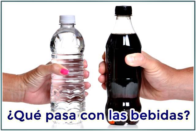 Las bebidas en las dietas y su relación con engordar