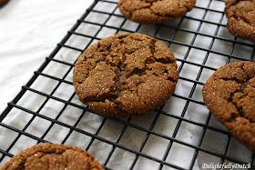 Delightfullydutch Molasses Cookies