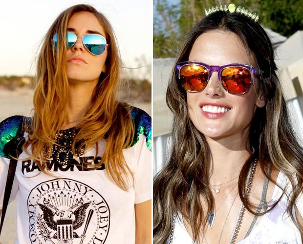 fbde7bef0 Bom com esse verão chegando ou em muitos lugares que ele praticamente já  chegou, usar óculos de sol com toda certeza do mundo ,é moda ,e bom tanto  no verão ...