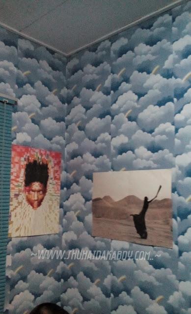 Wallpaper Kaison Murah dan Menarik di Paradigm Mall