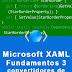 (Lynda) Microsoft XAML Fundamentos 3: convertidores de tipos y Recursos