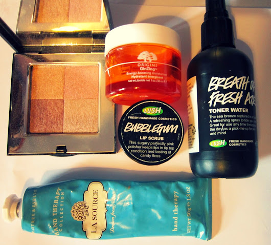 March Favourites 2014!