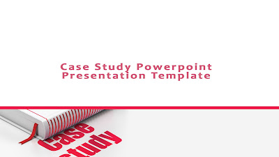 Case Study Powerpoint Presentation Template – Business And Medical