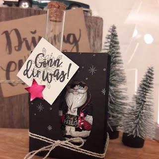 Blog Hop Weihnachten Geldgeschenk