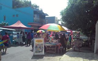 Seru ! Jalan-jalan Ke Pasar Minggu Candirenggo Singosari, Malang