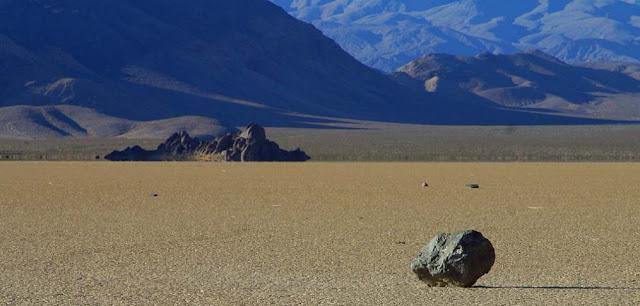 Temperatura, roca y desierto