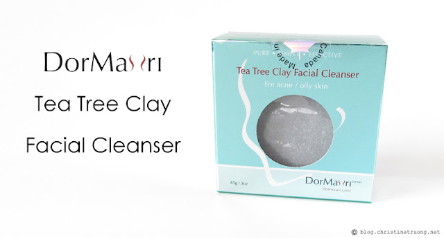 DorMauri Tea Tree Mineral Clay Facial Cleanser Review
