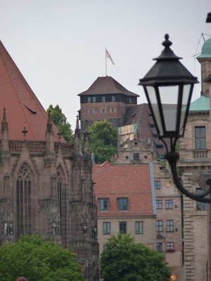Sehenswürdigkeiten Nürnberg, Altstadt Nürnberg