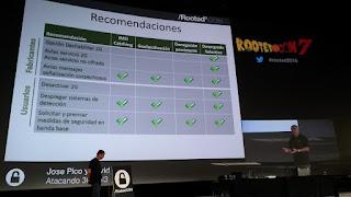 RootedCon 2016 - Jose Pico y David Perez, Layakk: Recomendaciones para mitigar ataques