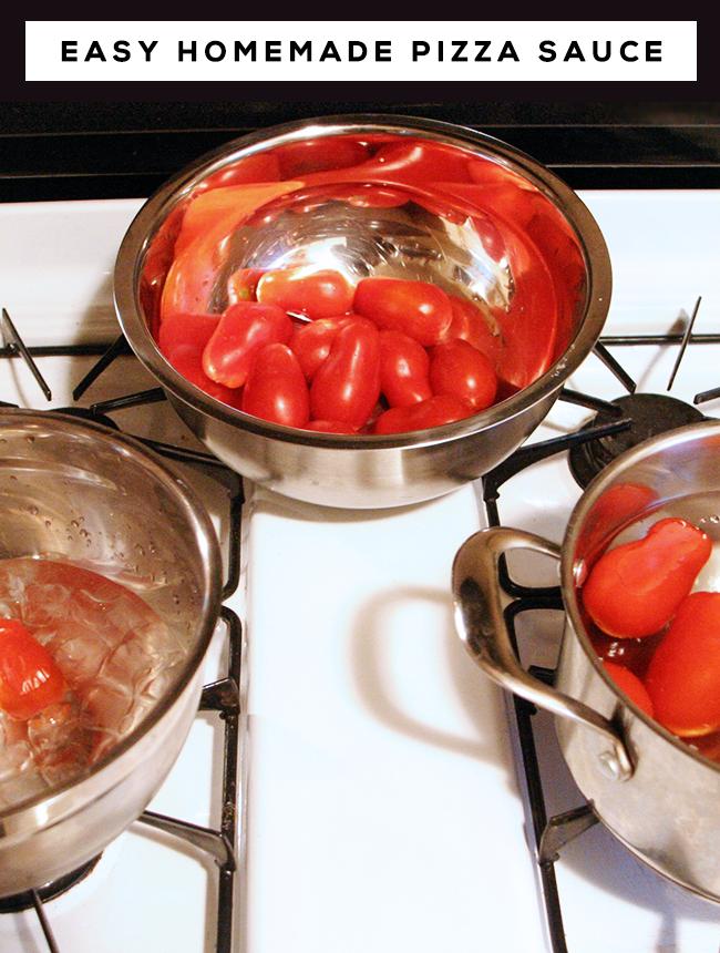 Easy Homemade Pizza Sauce (via Bubby and Bean