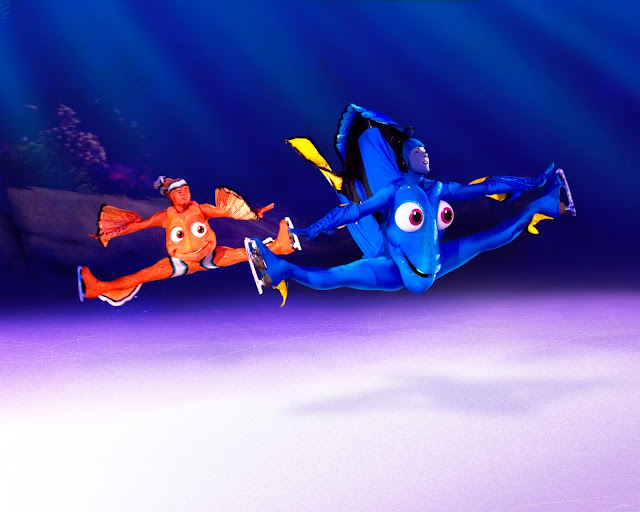 Dory #DisneyOnIceSFL  Disney on Ice  Feld Entertainment
