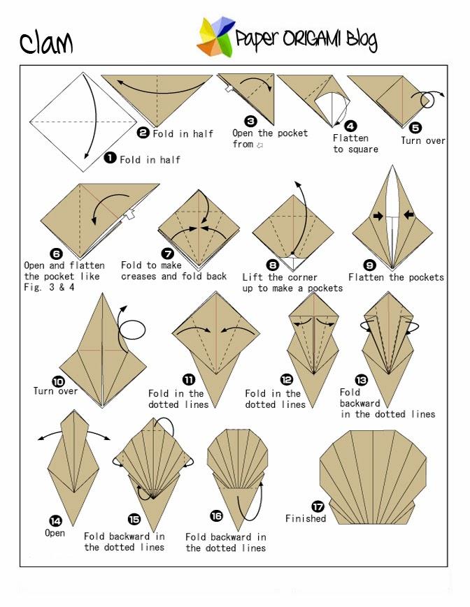 How To Fold A Crane Origami