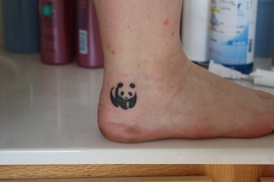 Wooliestmammoth Trend Of Tattoos 2012-2013: Small Foot