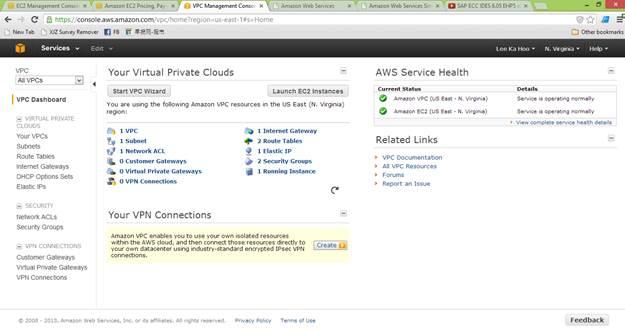 SAP Basis For Beginner: SAP IDES ECC6 Installation Guides - In The Cloud