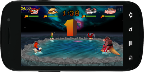 Crash Bash Español | Android | Ps1