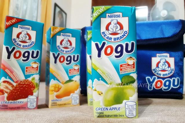 Bear Brand Yogu, yogurt milk drink