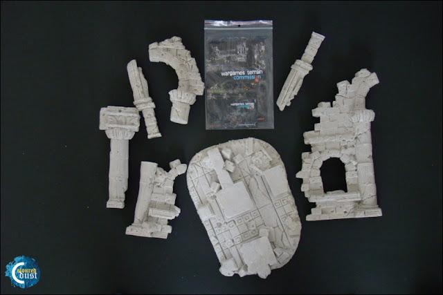 Archaic Ruined Temple (StudioLevel)
