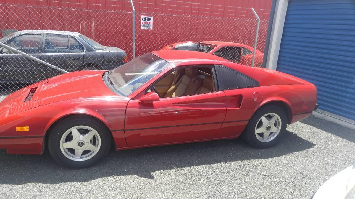 Mera...can? 1985 Pontiac Fiero Ferrari Kit