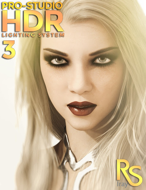 PRO-Studio HDR Lighting System 3