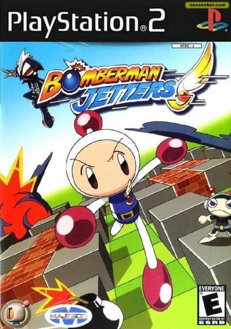 PS2 Bomberman Jetters Cheats - Daftar, Review, Cheat ...