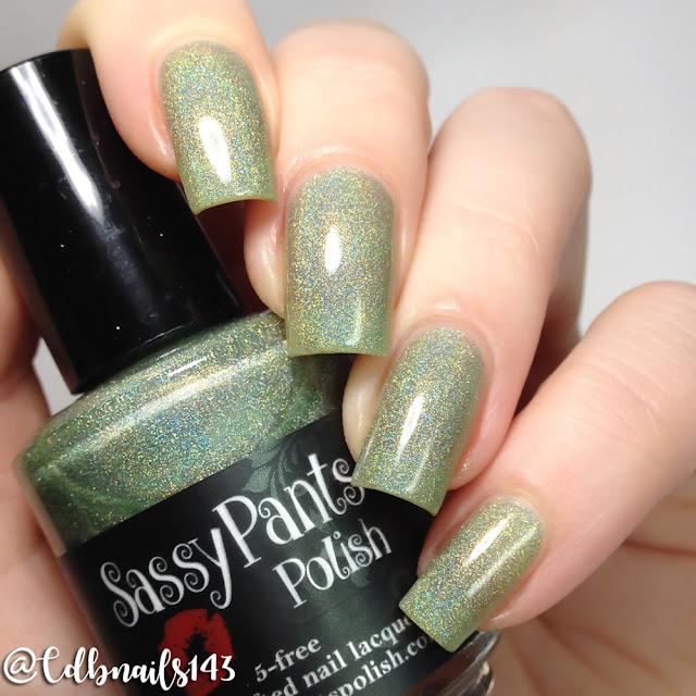 Sassy Pants Polish-Mossy Bark