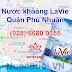 Nước khoáng Lavie quận Phú Nhuận