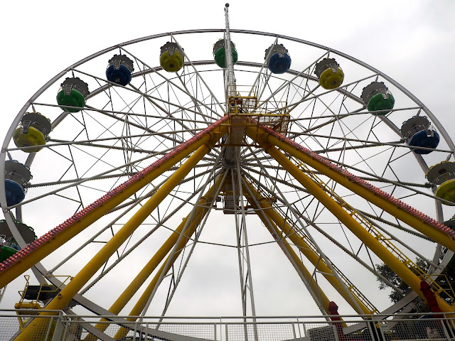 Ferris Wheel, Ocean Park, Hong Kong