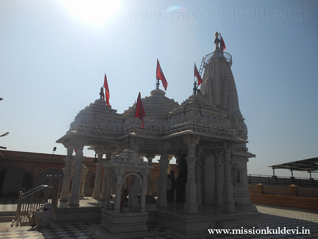 Mundal Mata Temple: Mundiyad
