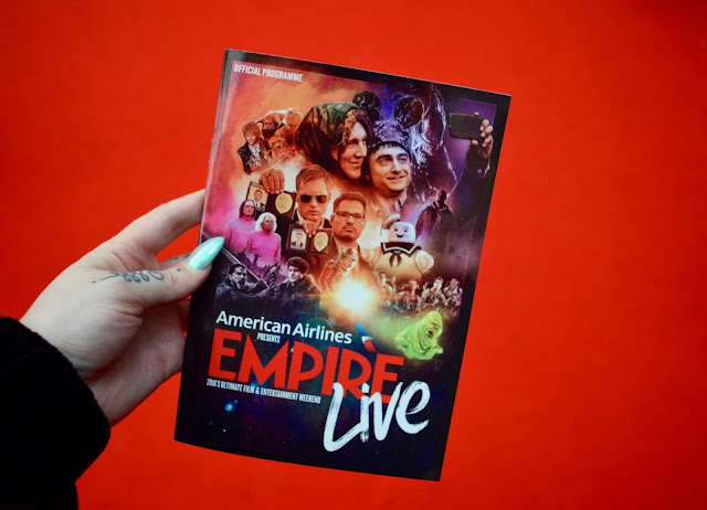 Empire Live schedule