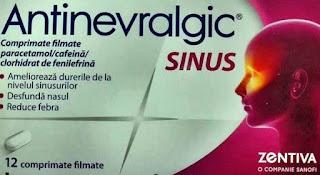 forum pareri Antinevralgic Sinus Zentiva