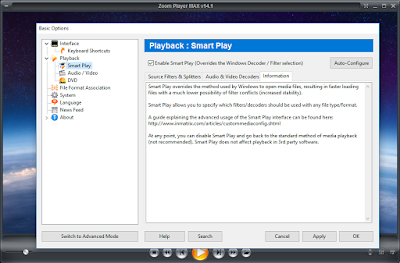Zoom Player MAX 15.0 RC1 Full Version