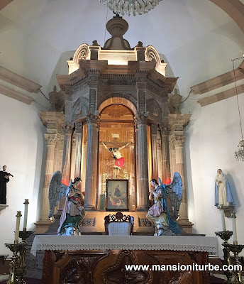 The Miraculous Lord of the Third Order in Pátzcuaro