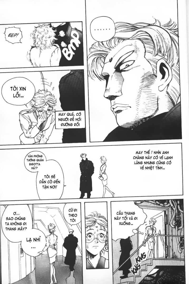 Battle Angel Alita chapter 36 trang 5