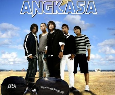 Download Full Album Lagu Angkasa Band Terbaru